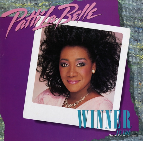 LABELLE, PATTI winner in you P-13306 - front cover