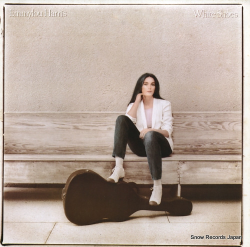 HARRIS, EMMYLOU white shoes P-11418 - front cover