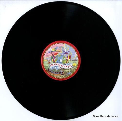 GROSSMAN, STEFAN bottleneck serenade TRA293 - disc
