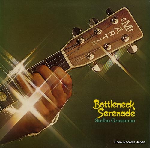 GROSSMAN, STEFAN bottleneck serenade TRA293 - front cover