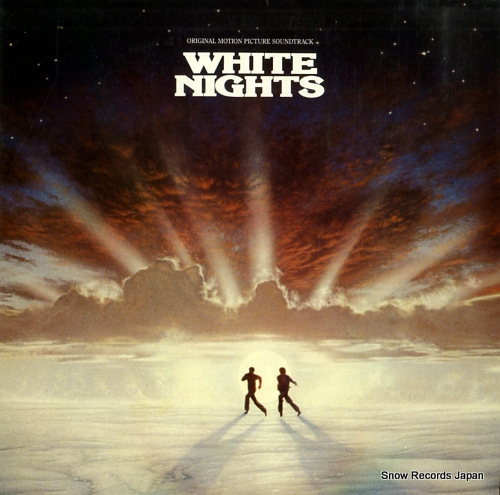 V/A white nights P-13203 - front cover
