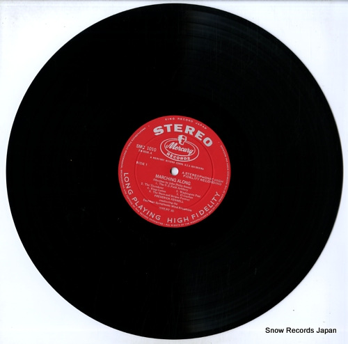 FENNELL, FREDERICK marching along SMC1010 - disc