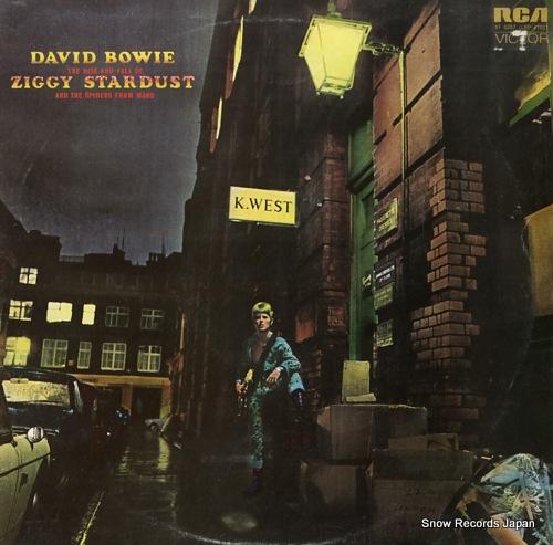 デヴィッド・ボウイ ziggy stardust SF8287