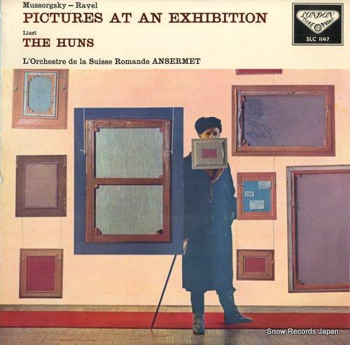 エルネスト・アンセルメ|ムソルグスキー、ラヴェル編:組曲「展覧会の絵」