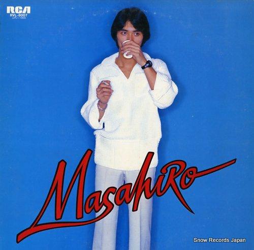 KUWANA, MASAHIRO masahiro ii RVL-8007 - front cover