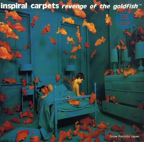 インスパイラル・カーペッツ revenge of the goldfish