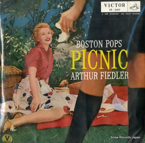 アーサー・フィードラー ボストン・ポップス・ピクニック