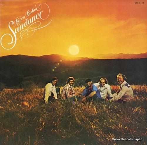 BERLINE, BYRON byron berline and sundance VIM-6119 - front cover