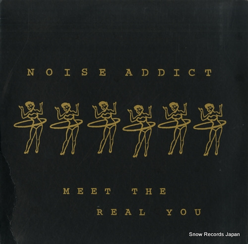 NOISE ADDICT meet the real you GR024-1 - front cover