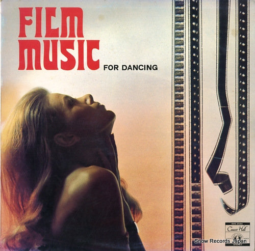 MIKE, JEF film music for dancing SVS-2644 - front cover