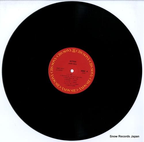 HALL, JOHN action 20AP1975 - disc