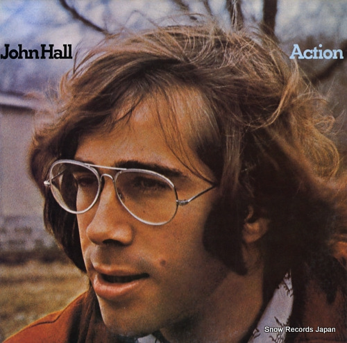 HALL, JOHN action 20AP1975 - front cover