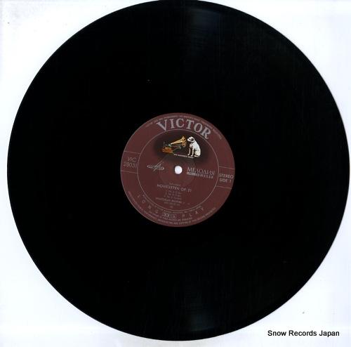 RICHTER, SVIATOSLAV tokyo recital 1979 VIC-28031 - disc