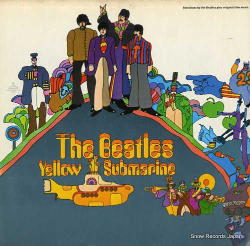 ザ・ビートルズ yellow submarine SW153