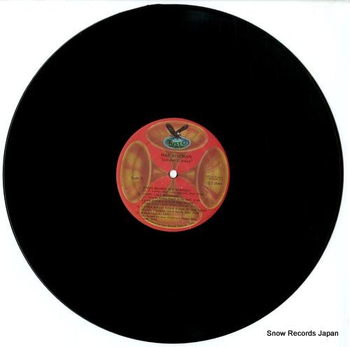 WISEMAN, MAC golden classics GT-0049 - disc