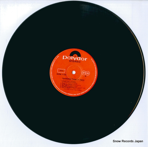 HAUSE, ALFRED continental tango in japan SLPM1125 - disc