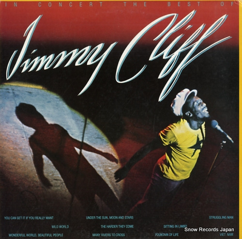 cliff jimmy in concert the best of jimmy cliff