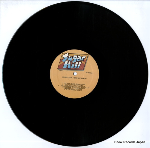 BONNE CREEK one way track SH-3701 - disc