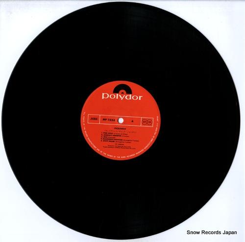 JORDAN, VIC pickaway MP2558 - disc