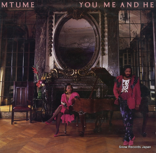 MTUME you, me and he EPC26077 - front cover