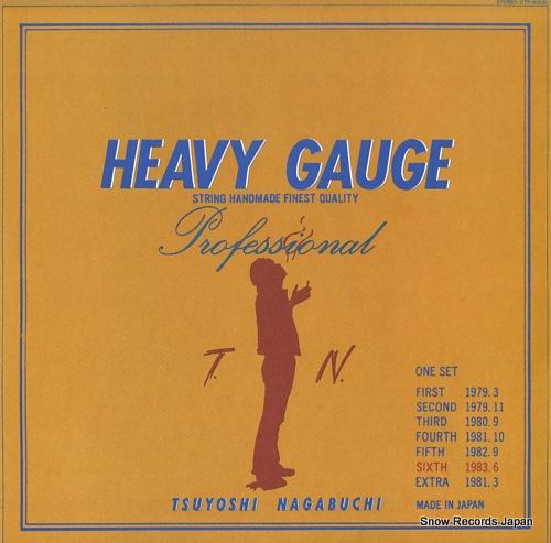 長渕剛 heavy gauge ETP-90232