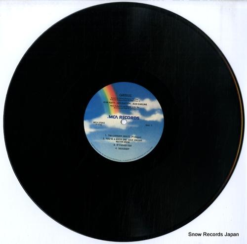 RAITT, JOHN, AND JAN CLAYTON carousel MCA-37093 - disc
