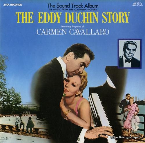 CAVALLARO CARMEN - the eddy duchin story - 33T