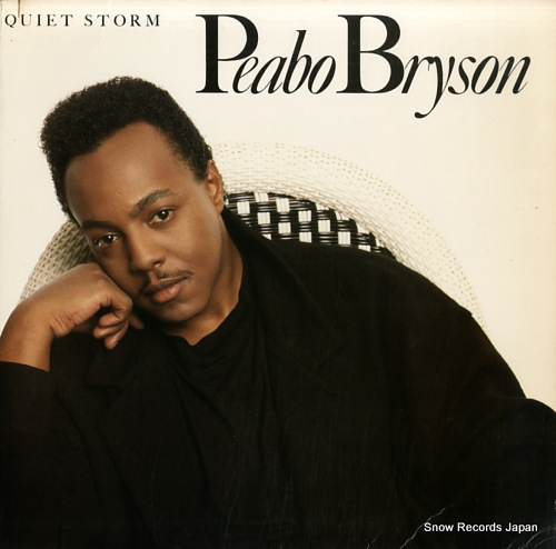 BRYSON, PEABO quiet storm 60484-1 - front cover