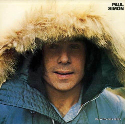 SIMON, PAUL paul simon SOPM-108 - front cover