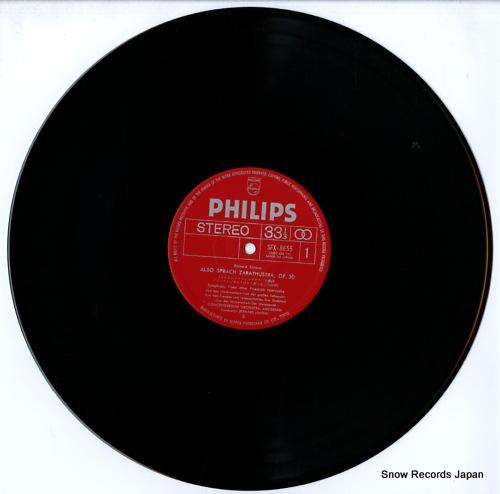 HAITINK, BERNARD richard strauss; also sprach zarathustra SFX-8655 - disc
