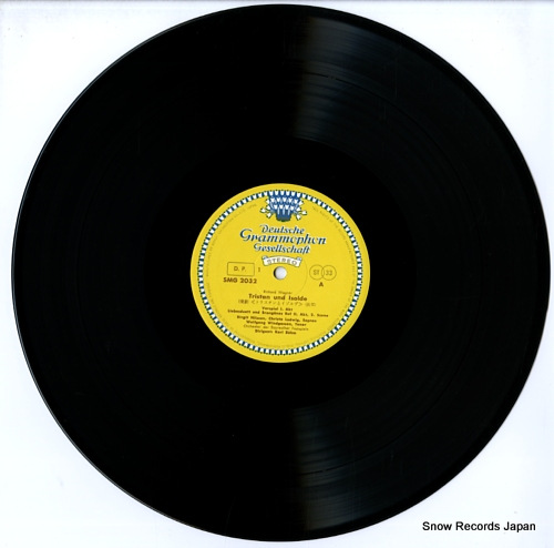 BOHM, KARL wagner; tristan und isolde SMG-2032 - disc