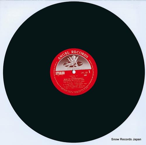 KARAJAN, HERBERT VON bartok; musik fur saiteninstrumente, schlagzeug und celesta EAA-188 - disc