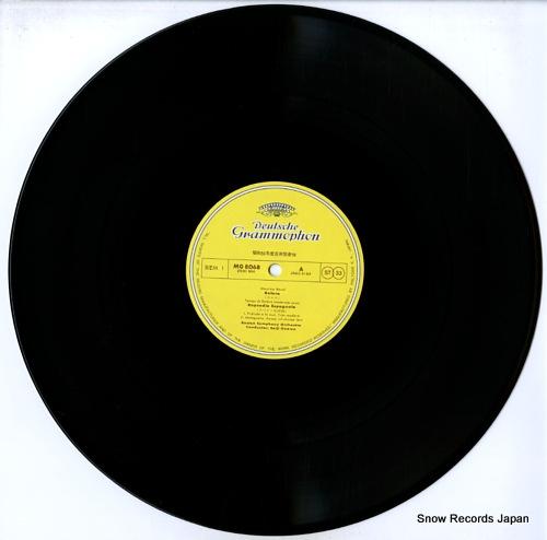OZAWA, SEIJI ravell; orchestremusik MG8068/71 - disc