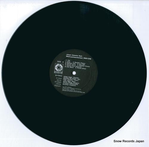 FLAMIG, MARTIN bach; weihnachtsoratorium bwv248 ET-3058-60 - disc