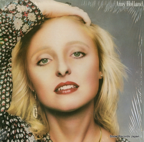 HOLLAND, AMY amy holland ST-12071 - front cover