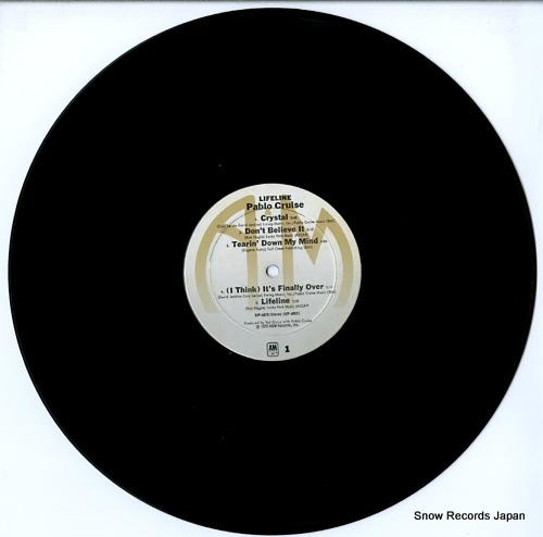 PABLO CRUISE lifeline SP-4575 - disc