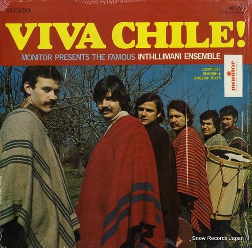 インティ・イリマニ viva chile! MFS769