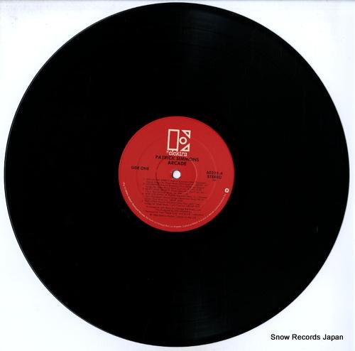 SIMMONS, PATRICK arcade 960225-1 - disc