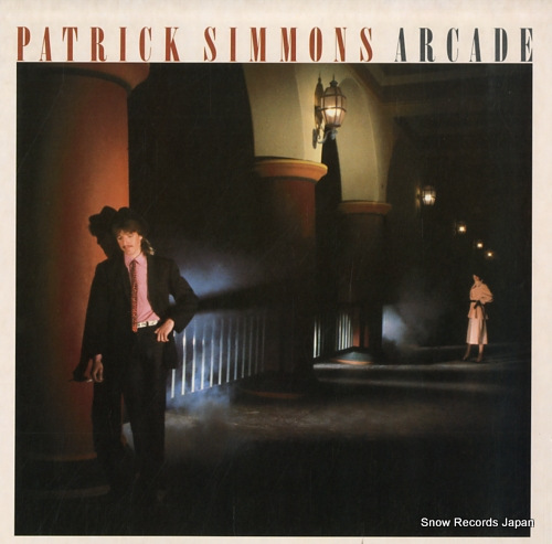 SIMMONS, PATRICK arcade 960225-1 - front cover