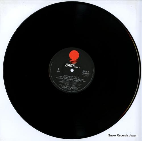GREAT JAZZ TRIO, THE re-visited vol.2 EWJ-90005 - disc