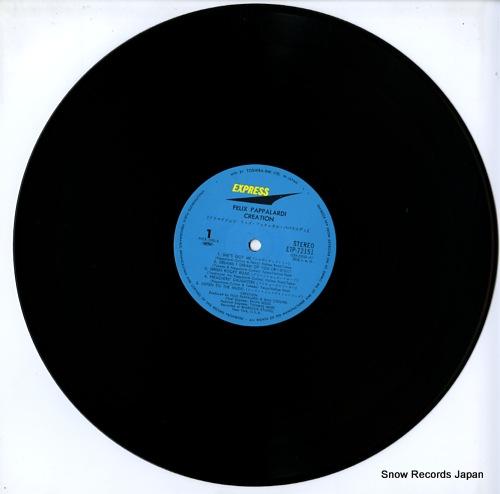 CREATION felix pappalardi ETP-72151 - disc