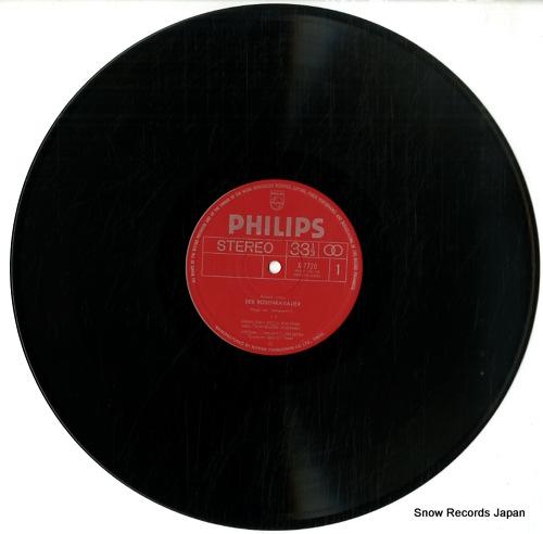 WAART, EDO DE richard strauss; der rosenkavalier X-7720-23 - disc