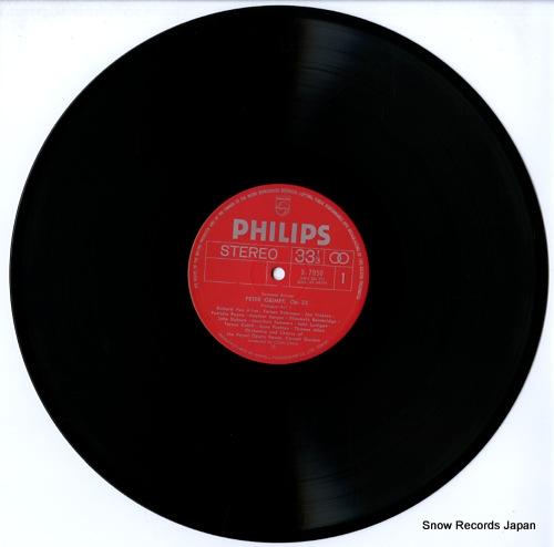DAVIS, COLIN britten; peter grimes X-7950-52 - disc