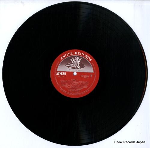 AMELING, ELLY schumann; lieder recital EAC-70224 - disc