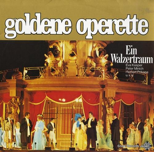 BAUER-THEUSSL, FRANZ oscar straus; ein walzertraum 6.21310AF - front cover