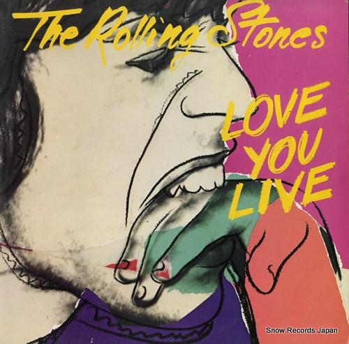ザ・ローリング・ストーンズ love you live