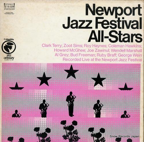 V/A newport jazz festival all-stars 32-16-0296