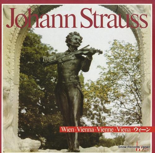 V/A j.strauss; vienna LPR151082 - front cover