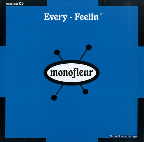 EVERY feelin' MOFL03 - front cover