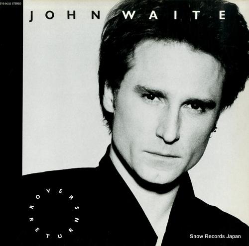 WAITE, JOHN rovers return EYS-91232 - front cover